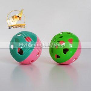 توپ بازی زنگوله ای سایز متوسط