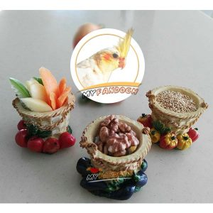 ظرف غذای فانتزی عروس هلندی