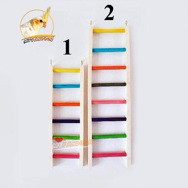 نردبان رنگی بازی سایز 2