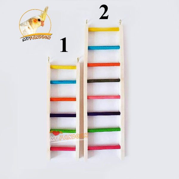 نردبان رنگی بازی سایز1