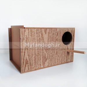 لانه چوبی طوطی