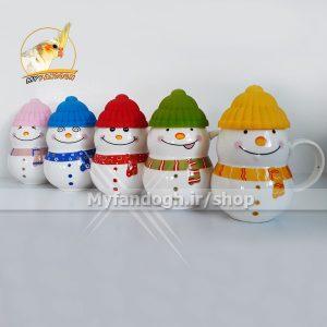 snowman-mug