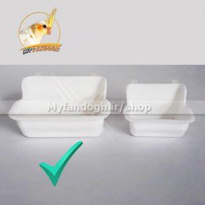 ظرف فایبر گلاس جهت آب یا غذا و سبزیجات