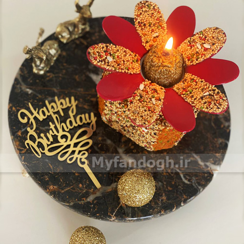 کیک تولد طوطی سانان، حیوانات خانگی و پرندگان