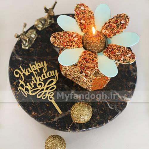 کیک تولد طوطی سانان