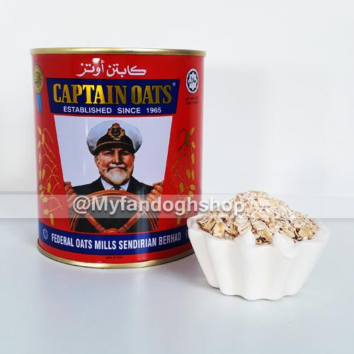 جو دوسر پرک کاپیتان اوتز Captain oats