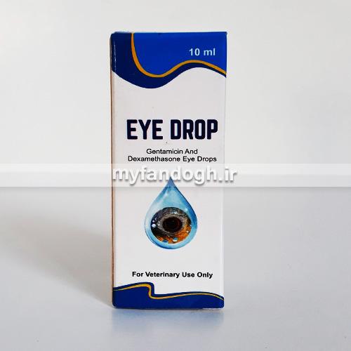 قطره چشمی جنتامایسین و دگزامتازون EYE DROP