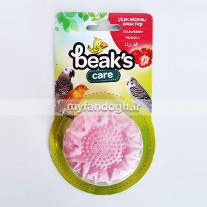 بلوک کلسیم و مواد معدنی میوه ای با طعم توت فرنگی