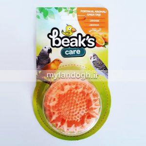 بلوک کلسیم و مواد معدنی میوه ای با طعم پرتقال