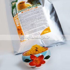 خوراک نرم حاوی عسل طوطی سانان