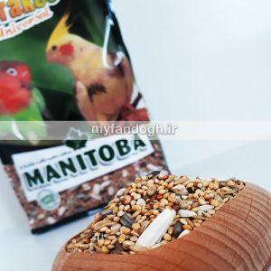 خوراک میکس یونیورسال پاراکیت ها مانیتوبا MANITOBA Parakeets Universal