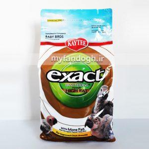 سرلاک طوطی سانان اگزکت های فت Exact Hand Feeding High Fat Formula